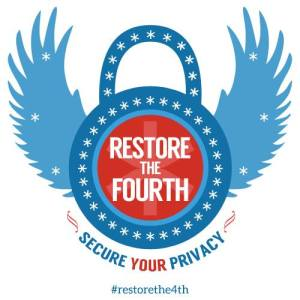 Restore The Fourth!  Download leaflets to distribute here.