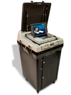DS200 Ballot Box (ESS)